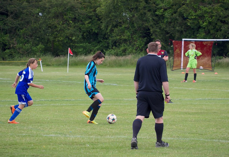 Coundon Court (Coventry) draw with Norwich in the qualifying round 0-0.