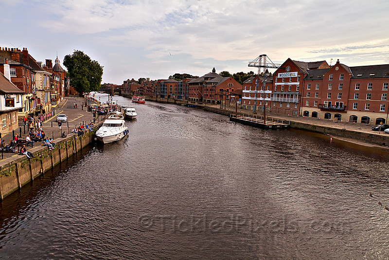 Ouse River, York, North Yorkshire