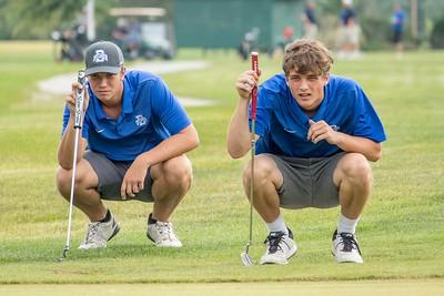 DHS Boys Golf