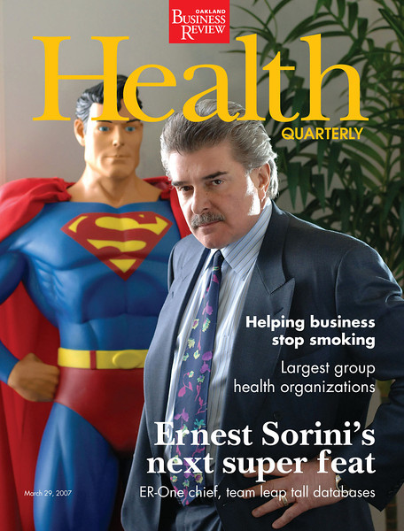 This was a cool Health magazine, now out of business, that covered Oakland County and the Metro Detroit area.
