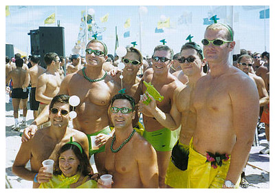 FIre Island Morning Party