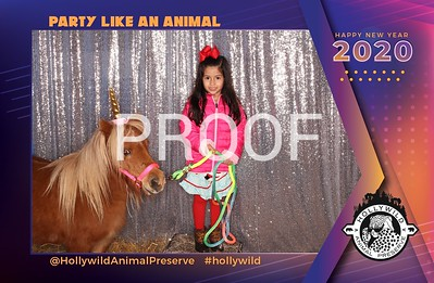 Hollywild Unicorn Photos - 122519