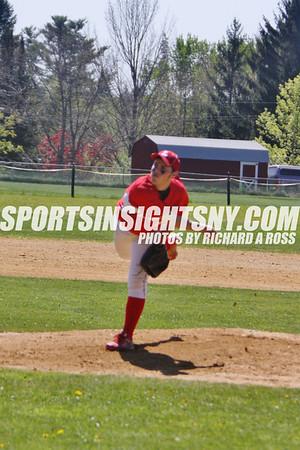 Liberty vs Fallsburg Baseball