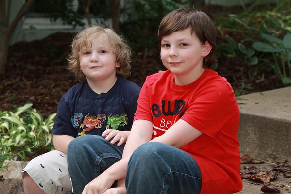 Blake and Drew