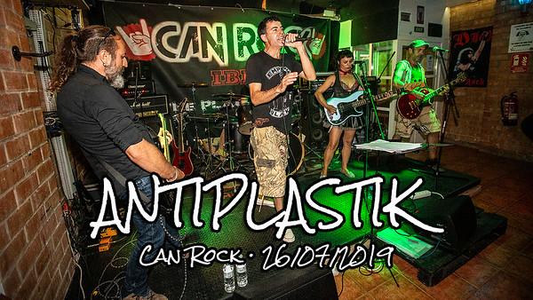 ANTIPLASTIK CAN ROCK