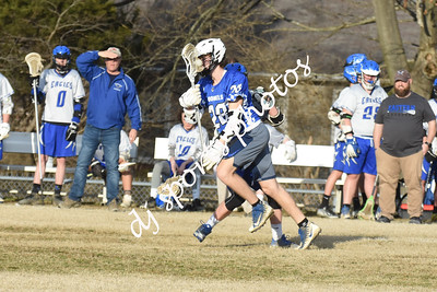 JV High School Boys Lacrosse