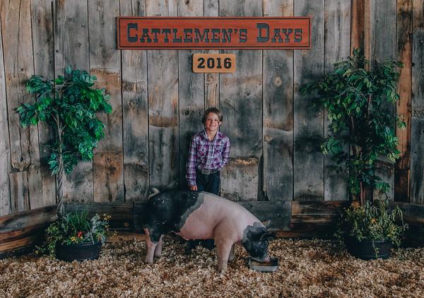Cattlemen's Days 2016