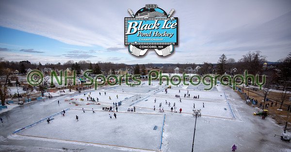 Black Ice Hockey Tournament