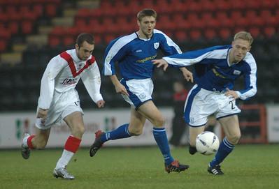 Airdrie United v St Johnstone (0.0) 11 12 04