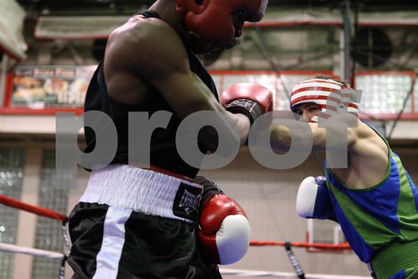 Bout 7 Rudy Nguyot vs Srdan Lukic