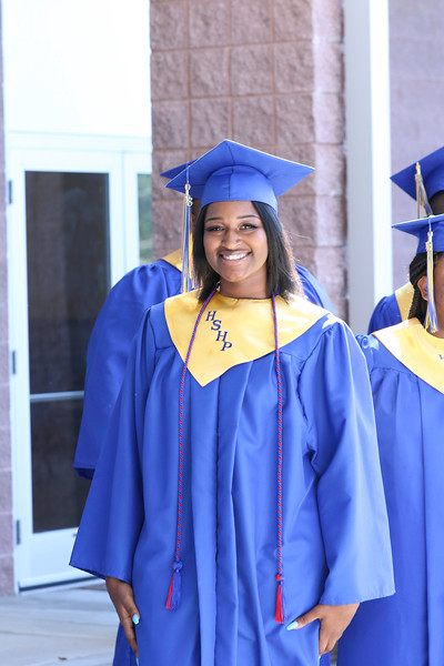 Alexandrea James Brown  High School  Graduation Orangeburg , SC 6-1-2018