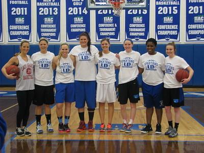 2017 Alumni Reception and Basketball Games