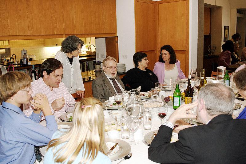 April Dinner 2005