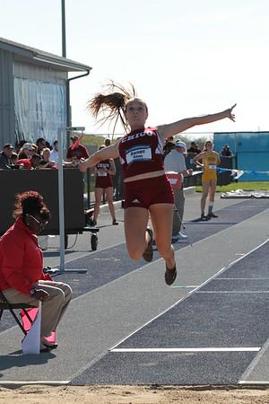 Long jump Women - 2014 NCAA II Outdoor T&F Championships