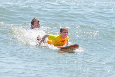 Skudin Surf Lesson 7-21-20 - James Trainor