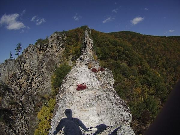 Via Ferrata Climb, October 19-20