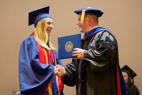 Rutherford Graduation SMU
