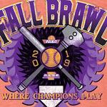 Fall Brawl, Fastpitch Tournament, Russellville, AR, 10/5/2019
