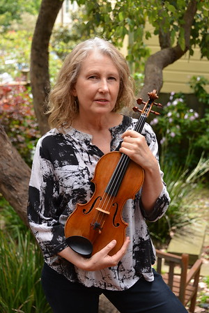 Kate Steinberg-Violin