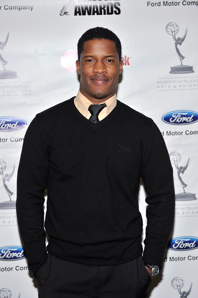 FORD MOTOR COMPANY SPONSORS 5TH ANNUAL NAACP IMAGE AWARDS HOLLYWOOD SYMPOSIUM HELD AT THE ACADEMY OF TELEVISION ARTS & SCIENCES AT THE GOLDENSON THEATRE IN NORTH HOLLYWOOD CALIFORNIA ON FEBRUARY 9, 2009NATE PARKER