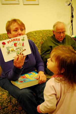 Grandma and Grandpa Christmas 2010