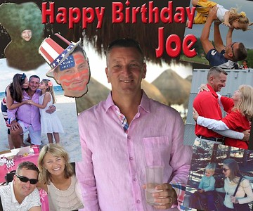 Joe Birthday 2018