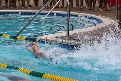 South Riding Triathlon 2014 - Swim