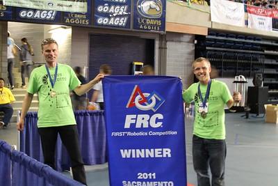 s2011 - Sacramento Area Regional Competition