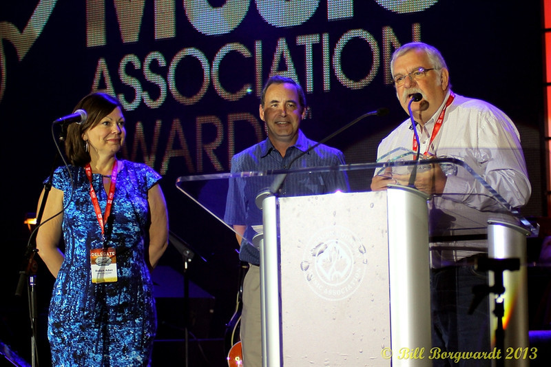 On-air Personality(ties) of the Year - Major Market - Odd Squad - CKRY-FM - Calgary, AB - Industry Lunch