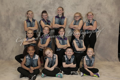 Pre Junior & Pre Intermediate Hip Hop
