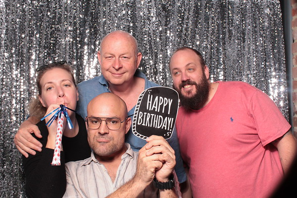Philip's 60+1 Birthday