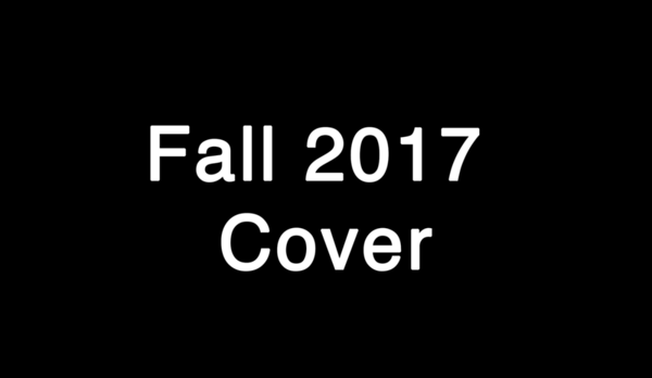 Fall 2017 Cover Contest