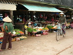 Market at Phu Qouc