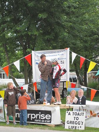 Winfield Criterium - June 2009