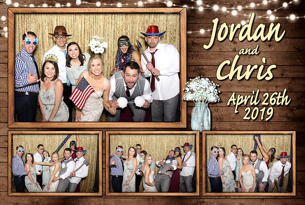 Chris and Jordan's Wedding
