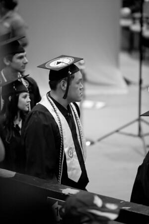 Harrison's Graduation