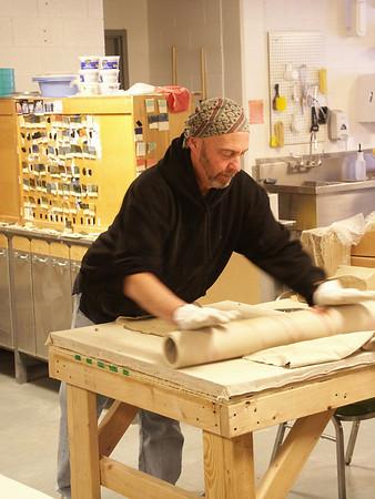 Doug DeLind Raku Workshop