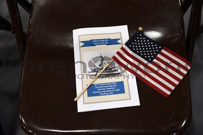 USS Duxbury Bay Veterans' Reunion 9-19-16