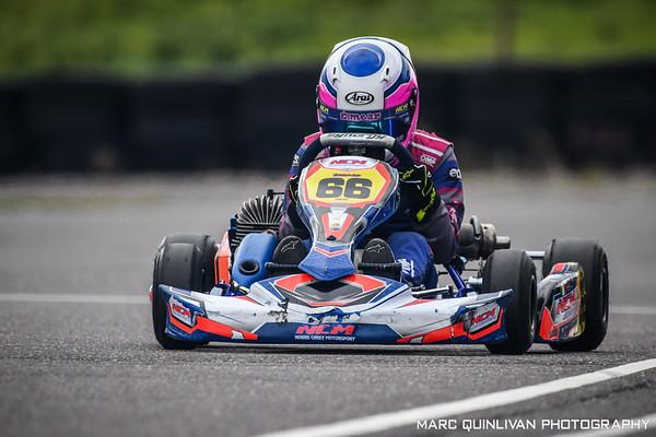 Motorsport Ireland Karting Championship 2019 - Round 8 - Cork - Éimear Carey
