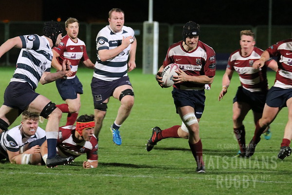 Friendly: Watsonians v Heriot's Rugby