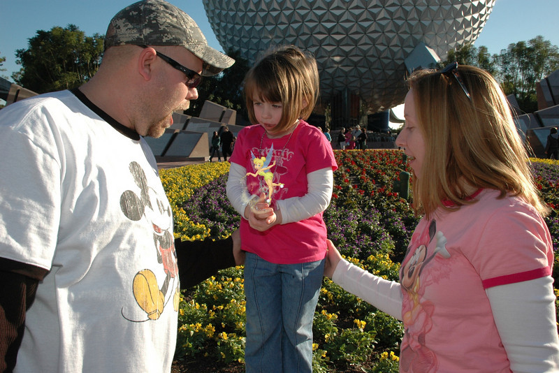 Disney World Photo pass photos