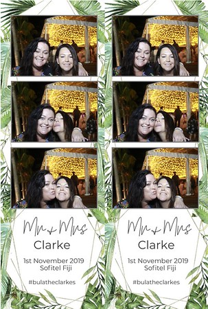 Mr & Mrs Clarke