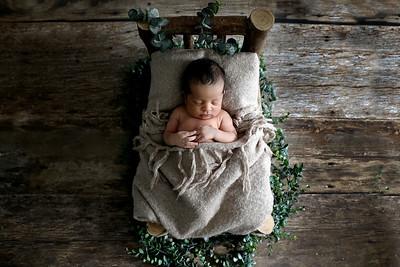 Neelam & Mihir's Newborn Session