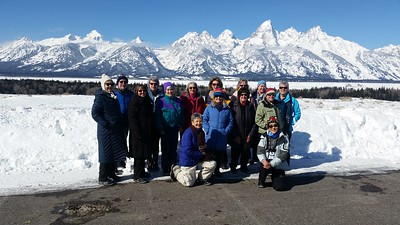 The Great Outdoor Winter Get Together In The Tetons & Jackson Hole