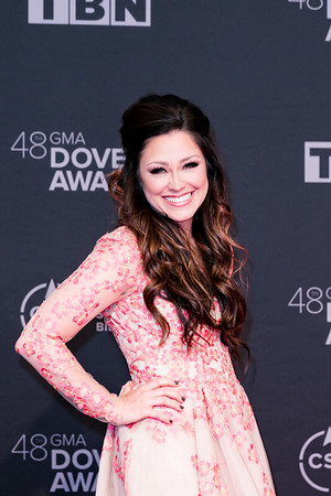 2017 Dove Awards Red Carpet