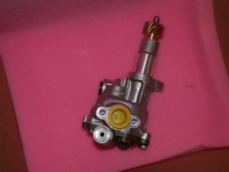 new oil pump