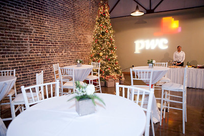 PwC Holiday Party 2012