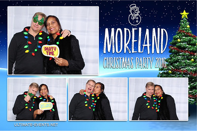 Moreland Holiday Party
