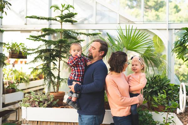 McClanahan Family 2020