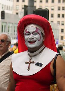 Seattle: Street parade